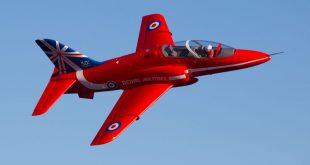 red arrows Hawk